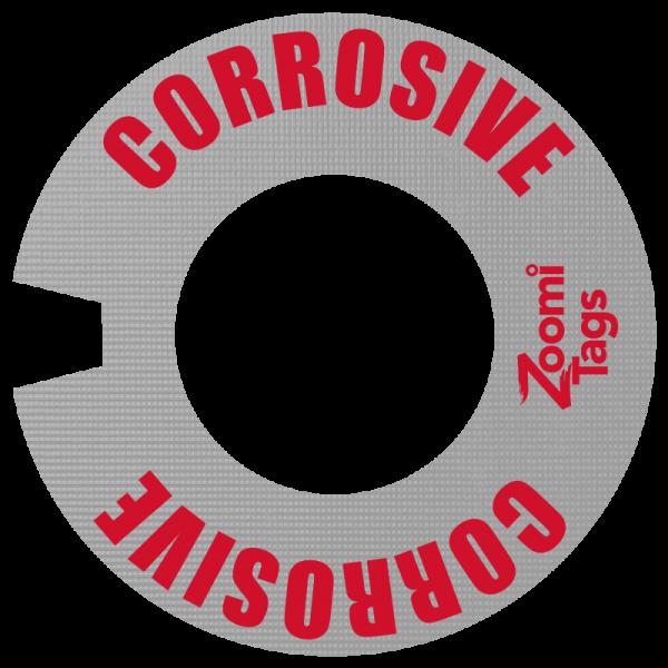 Corrosive-Gas-Can-ID-Tag