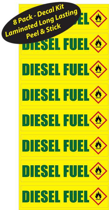 Diesel-Gas-Can-ID-Stickers