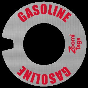 GASOLINE ID Tag SM