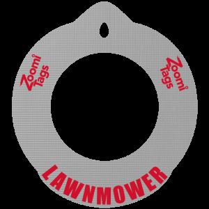 LAWNMOWER ID Tag LG