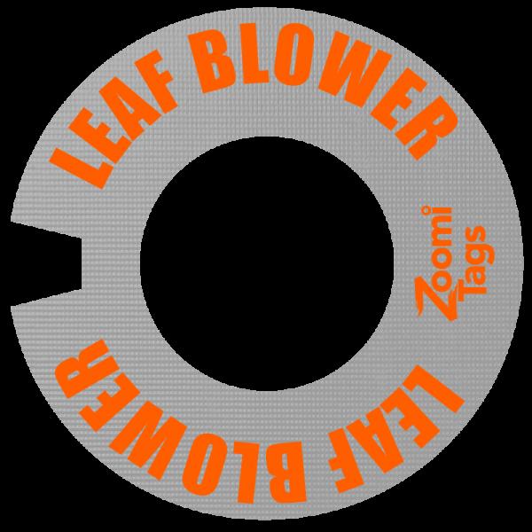 Leaf-Blower-Fuel-GAS-CAN-ID-Tag