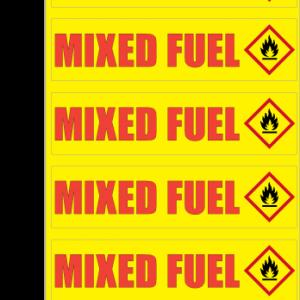 MIXED ID Sticker