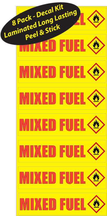 Mixed-Fuel-Gas-Can-Sticker
