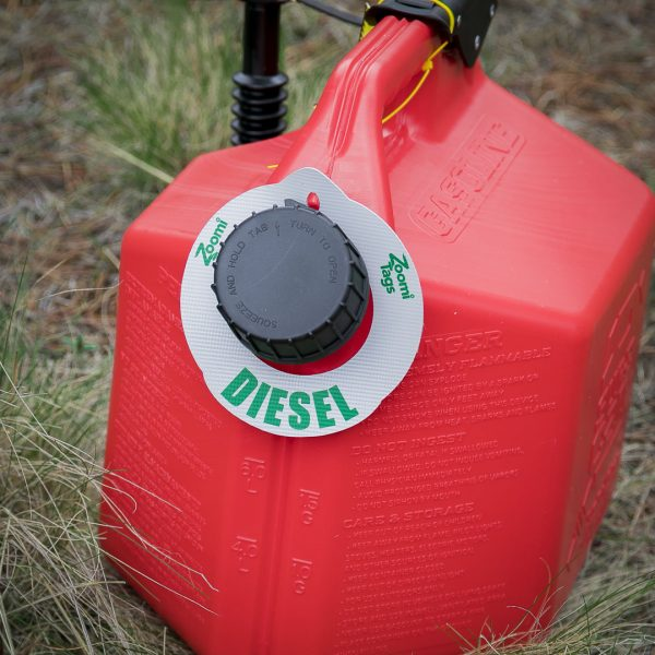 DIESEL-Fuel-Gas-Can-ID-Tag-Large