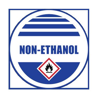 Gas-Can-ID-Sticker-Round-NON-ETHANOL