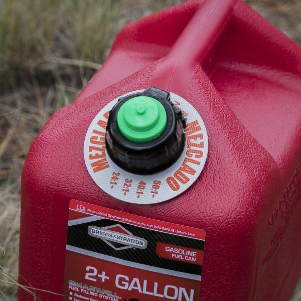 MEZCLADO-Gas-Can-ID-Tag-SMALL-Tags-Spanish