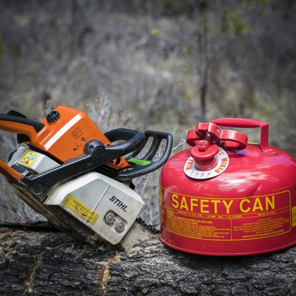 MIXED-RATIO-Gas-Can-ID-Tag-Small-Stihl-Chainsaw-Log