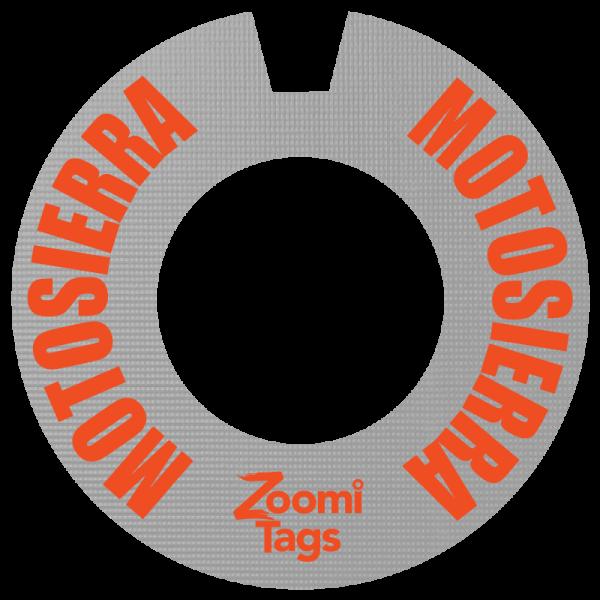 MOTOSIERRA-Gas-Can-Fuel-ID-Tag