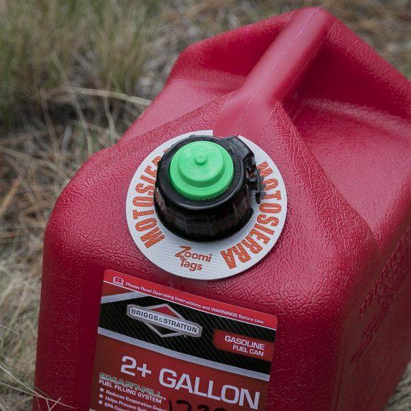 MOTOSIERRA-Gas-Can-ID-Tag-SMALL-Tags-Spanish-2
